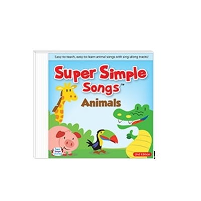 美國Super Simple Songs CD- Animals 動物歌謠