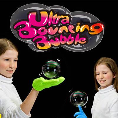 Uncle Bubble超級彈跳泡泡 親子遊戲套組第二代2組