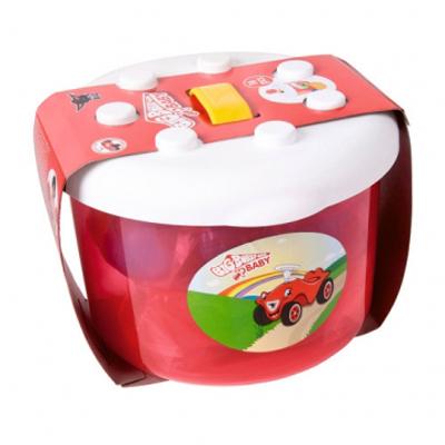 【德國 BIG】寶貝可愛提盒造型積木組