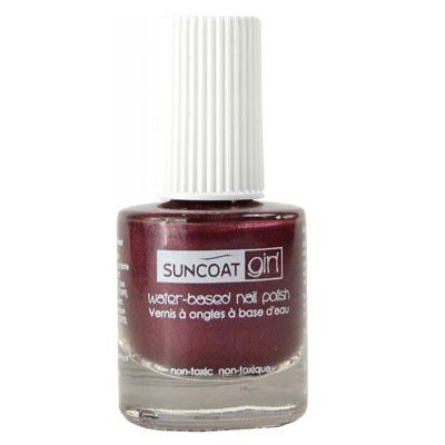 【任選】Suncoat 指甲油 - 紫色精靈