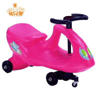 寶貝樂 小精靈扭扭車兒童三輪車【CA-07】(MT0091)