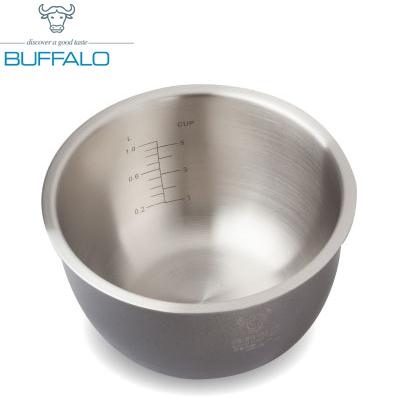 【BUFFALO牛頭牌】安康內鍋直熱式1.0L-6人份