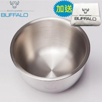 【年終加送帆布肩背包】【BUFFALO牛頭牌】安康內鍋/安康鍋IH式1.0L-6人份