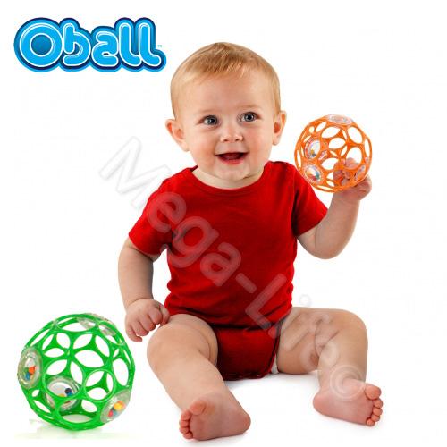 Kids ll-OBALL 魔力洞動球-4吋沙沙洞動球