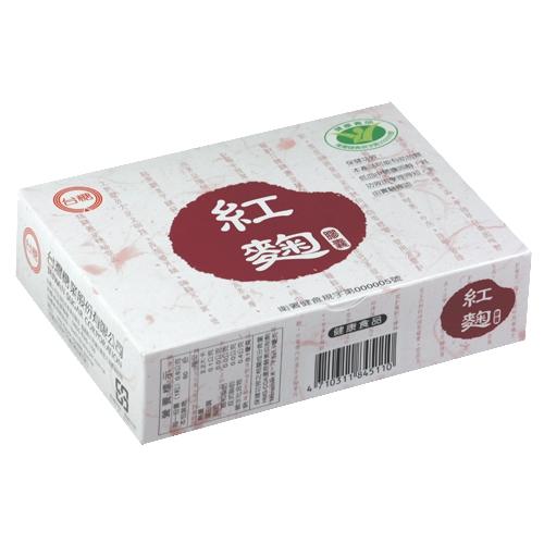 台糖-紅麴膠囊(60粒)