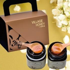 特賣【小鎮蜂蜜】麥蘆卡蜂蜜禮盒組(天然活性25+ 搭乳化活性15+ )再贈竹匙