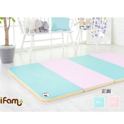 [韓國 Ifam] playmat for baby room 綿花糖色系地墊