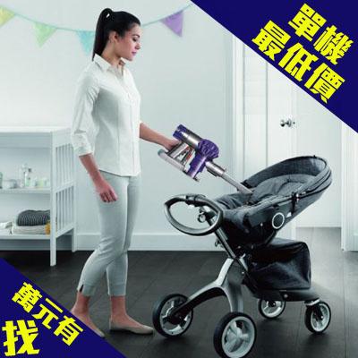 【只有10組】dyson V6 Baby+Child 無線除塵蹣機(紫色福利機)