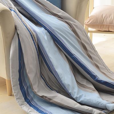 義大利La Belle《悠閒時刻》純棉涼被(5x6.5尺)