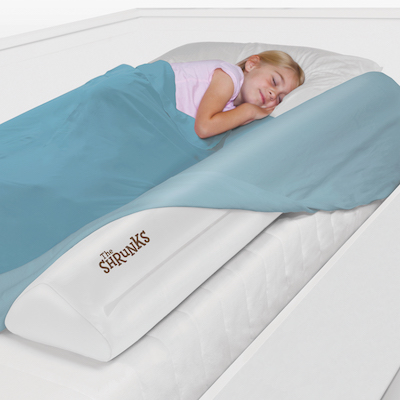 加拿大 The Shrunks舒朗可 第三代充氣床擋/床圍 兩件組