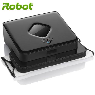 美國iRobot Braava 380t擦地機器人【保固15個月再送市價1999元原廠配件耗材】