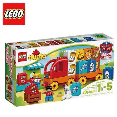 樂高【LEGO】L10818 我的第一輛卡車