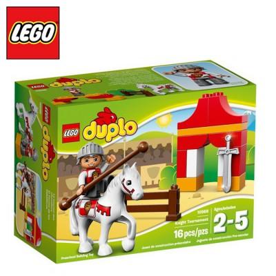 樂高【LEGO】得寶系列 L10568 騎士征途【創意積木折扣】