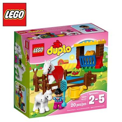 樂高【LEGO】得寶系列 L10806 馬【創意積木折扣】