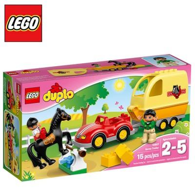 樂高【LEGO】得寶系列 L10807 馬車【創意積木折扣】