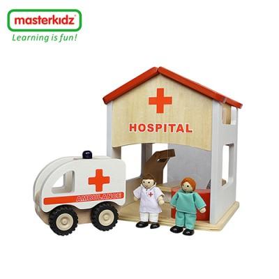 【英國Masterkidz】小小醫院
