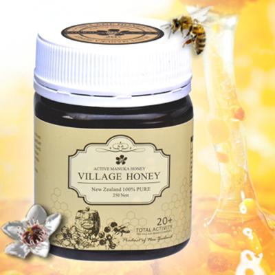 【小鎮蜂蜜】紐西蘭原裝天然活性20+麥蘆卡蜂蜜