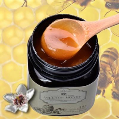 【小鎮蜂蜜】 純天然乳化活性20+麥蘆卡蜂蜜-單罐250g裝-(UMF20+)