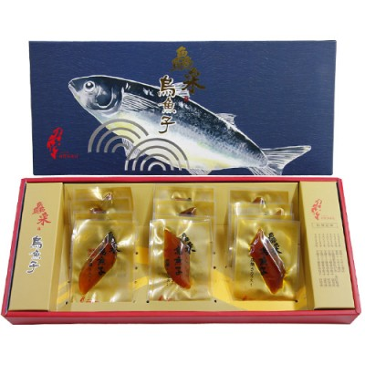 有溫度的烏魚子──莊國顯X?采頂級烏魚子一口吃(12片裝,2盒組)