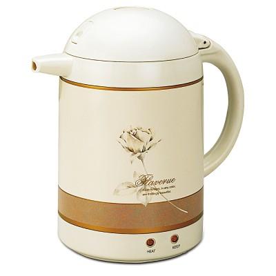 KRIA可利亞 1.5L自動保溫型迷你電熱水瓶/電水壺/保溫瓶/電壺/快煮壺KR-206