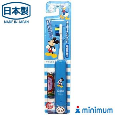 日本製 HAPICA - MINIMUM 阿卡將兒童電動牙刷-米奇