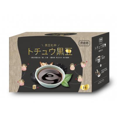 【特賣】《農純鄉》黑豆杜仲茶 經濟禮盒(14入/一週份)