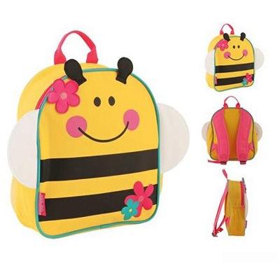 【Stephen Joseph】童趣造型背包-蜜蜂