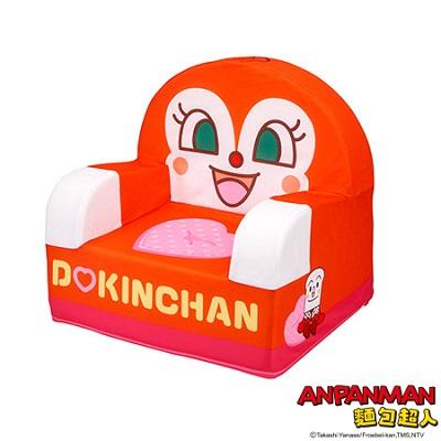 【麵包超人】紅精靈柔軟兒童沙發