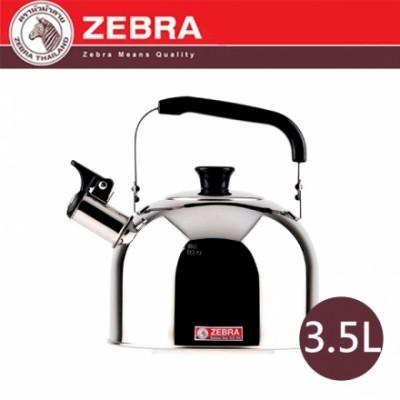 【斑馬ZEBRA】#304不鏽鋼笛音壺 B 3.5L 113524