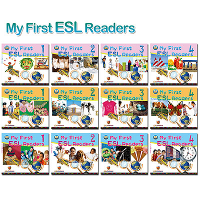 My First ESL Readers(全套)