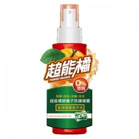 特賣【超能橘】SDC銀離子噴霧100ml x 6入