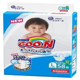 特賣/增量【GOO.N】大王彩盒(黏) L116片x2箱