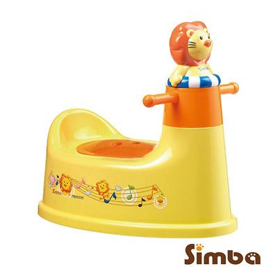【線上婦幼展↘68折】小獅王辛巴 造型音樂馬桶座