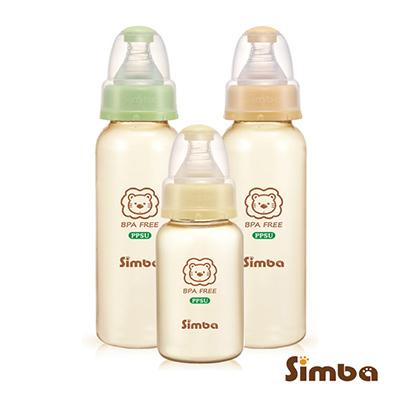 小獅王辛巴 PPSU健康標準奶瓶經濟組(2大1小)