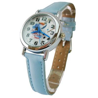 【單支免運出貨】迪士尼FROZEN冰雪奇緣兒童錶卡通錶-雪寶