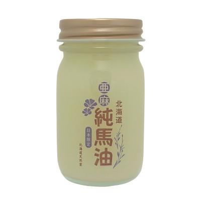 【北海道 天然堂 】日本限定版 純馬油 ( 亞麻籽 )70g