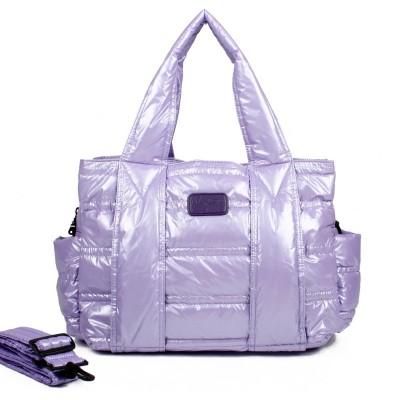 滿福寶-三層包[迷情紫]媽媽包