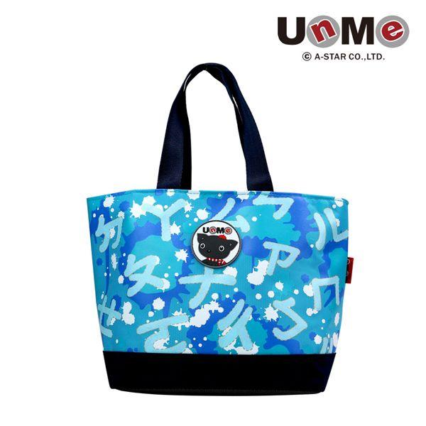 【特賣】ㄅㄆㄇ多功能餐袋(粉藍)