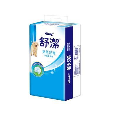 【舒潔】平版衛生紙268抽(6包*8串)