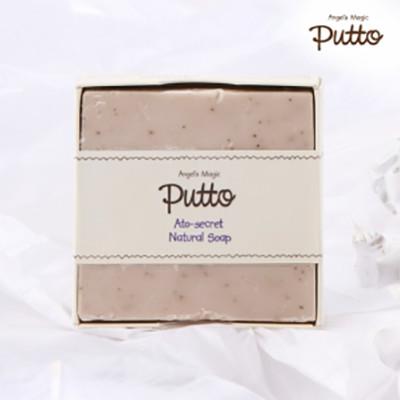 【母親節優惠】Putto 布托秘密天然肥皂(100g)