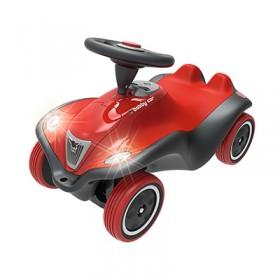 特賣【德國BIG】波比車-紅配黑色 NEXT新款有LED頭燈