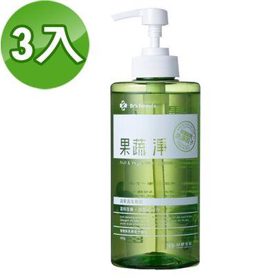 【台塑生醫優惠】Dr's Formula果蔬淨420g(3瓶/組)