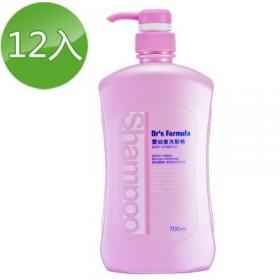 特賣《台塑生醫》Dr's Formula嬰幼童洗髮精(700ml*12瓶)