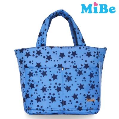 【MiBe】Bonnie 輕量空氣手提包-星空藍