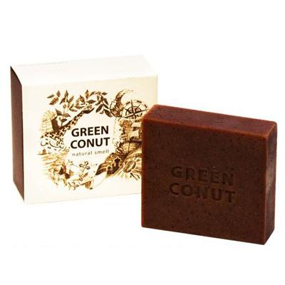 綠果手工皂 - 東方黑黃金皂